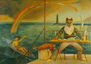 8.地中海の猫300